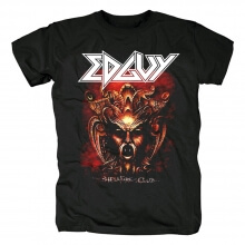 Edguy Hellfire Club Tee Shirts Metal Band T-Shirt