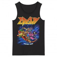 Edguy Sleeveless Tee Shirts Hard Rock Tank Tops