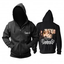 Ensiferum Hoodie Finland Metal Punk Band Sweatshirts