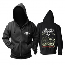 Enslaved Hordanes Land Hoodie Metal Music Sweatshirts