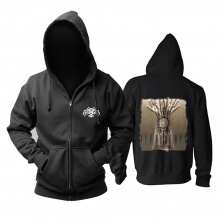 Enslaved Riitiir Hoodie Metal Music Sweat Shirt
