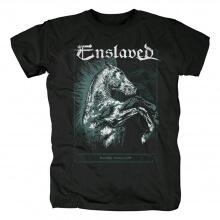 Enslaved T-Shirt Black Metal Graphic Tees