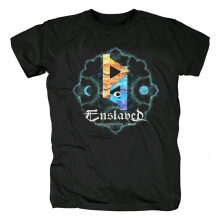 Enslaved T-Shirt Black Metal Tshirts