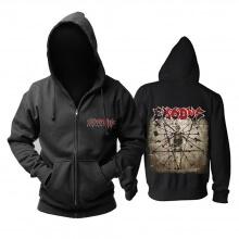 Exodus Hoody United Kingdom Metal Rock Band Hoodie