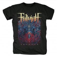 Fallujah Abandon Tshirts Metal T-Shirt