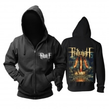 Fallujah Hoodie Hard Rock Metal Music Sweat Shirt