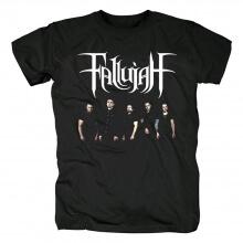 Fallujah Tee Shirts Metal Band T-Shirt