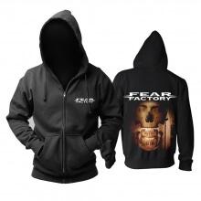Fear Factory Hoody Metal Music Hoodie