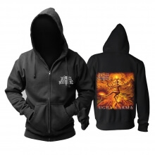 Finland Behexen My Soul For His Glory Hoodie Metal Music Band Sweat Shirt
