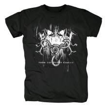 Finland Black Metal Graphic Tees Behexen From The Devil'S Chalice T-Shirt