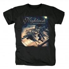 Finland Metal Graphic Tees Cool Nightwish Endless Forms Most Beautiful T-Shirt
