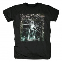 Finland Metal Punk Rock Graphic Tees Unique Children Of Bodom Band T-Shirt