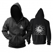 In Flames Hoodie Sweden Metal Rock Sweatshirts