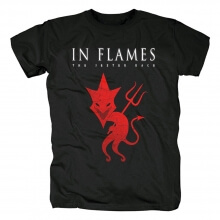 In Flames The Jester Race T-Shirt Sweden Metal Shirts