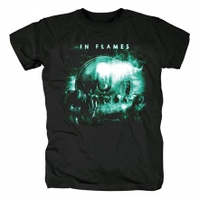 In Flames Tees Sweden Metal T-Shirt