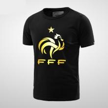 French National Football Team Logo T shirt