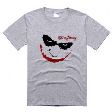 Funny Batman T Shirt Why So Serious Men