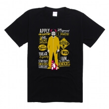 Funny Breaking Bad Heisenberg Tee Shirt For Men