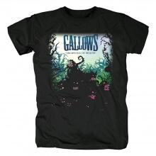 Gallows Band Tee Shirts Uk Punk Rock T-Shirt