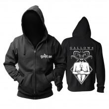 Gallows Hoodie Uk Hard Rock Metal Punk Rock Sweatshirts