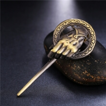 Game of Throne Brooch Hand of the King Badge Brooches