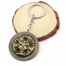 Game of Thrones House Tyrell Key Chain