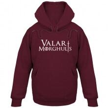 Game of Thrones Valar Morghulis Hoodie