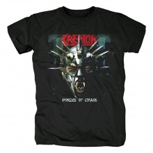Germany Kreator T-Shirt Hard Rock Graphic Tees