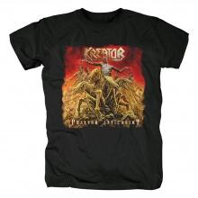 Germany Kreator T-Shirt Hard Rock Shirts