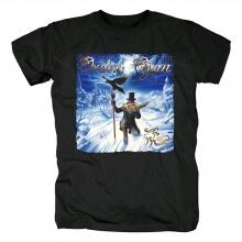 Germany Metal Graphic Tees Orden Ogan The Things We Believe In T-Shirt