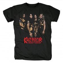 Germany Metal Rock Graphic Tees Kreator T-Shirt