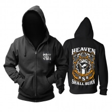 Heaven Shall Burn Hoodie Germany Music Sweatshirts