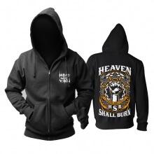Heaven Shall Burn Hoodie Germany Music Sweatshirts