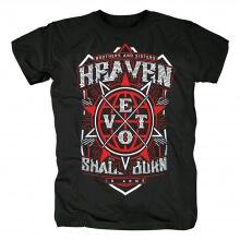 Heaven Shall Burn Hsb Melodic Death Tees Germany Rock T-Shirt