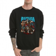 Heavy Metal Band Pantera Sweatshrit Crew Neck