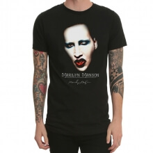 Heavy Metal Marilyn Manson Tee Shirt