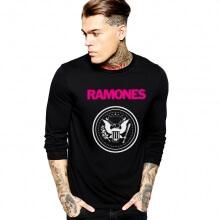 Heavy Metal The Ramones Long Sleeve T-Shirt