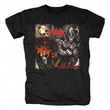 Hirax Chaos And Brutality Tee Shirts Metal T-Shirt