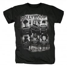 Hollywood Undead Swan Songs Tee Shirts Metal Rock T-Shirt