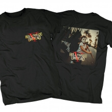 Hollywood Undead Tee Shirts Punk T-Shirt