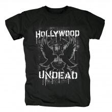 Hollywood Undead Tshirts Metal Rock T-Shirt