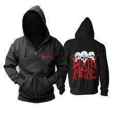 Hoodie Metal Punk Rock Sweatshirts