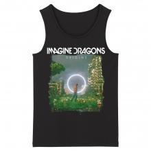 Imagine Dragons Sleeveless Tee Shirts Us Rock Tank Tops
