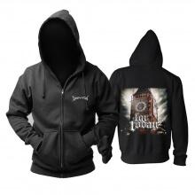 Immortal Hooded Sweatshirts Norway Metal Punk Rock Hoodie