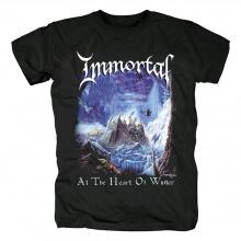 Immortal Tee Shirts Norway Metal Rock T-Shirt