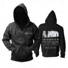 Insomnium Hoodie Finland Metal Rock Sweatshirts