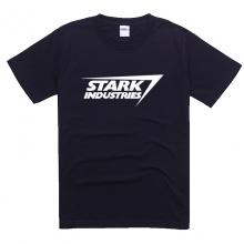 Ironman Stark Industries Crew Neck Plus Size