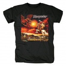Italy Rhapsody Legendary Tales T-Shirt Metal Band Graphic Tees