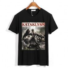 Kataklysm Band Tee Shirts Canada Metal Punk Rock T-Shirt