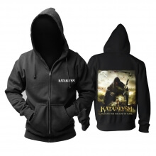 Kataklysm Hoodie Canada Metal Punk Rock Band Sweatshirts